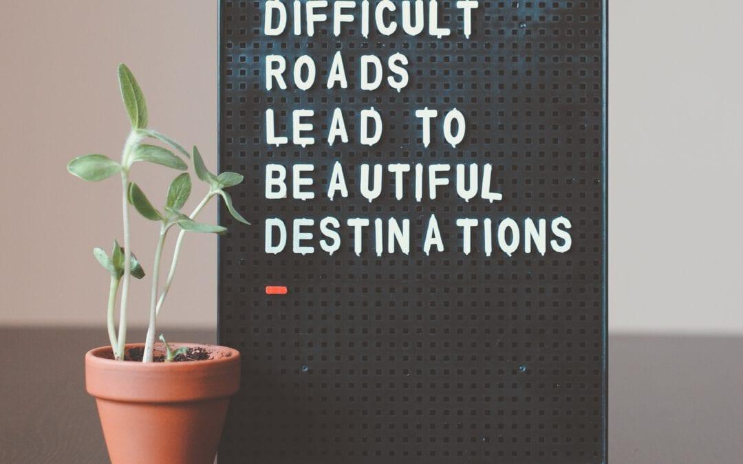 Die richtige Denkweise, um in turbulenten Zeiten Erfolg zu haben